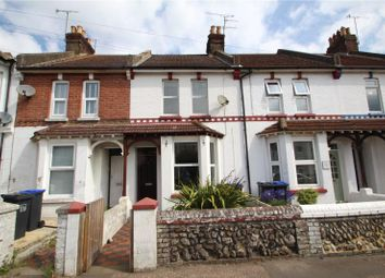 Thumbnail 2 bedroom terraced house for sale in Becket Road, Worthing, West Sussex