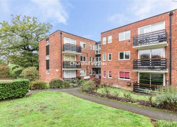 Thumbnail 2 bed flat for sale in Parkmore Close, Woodford Green