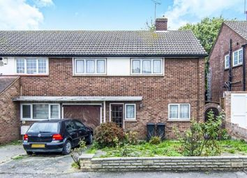 Thumbnail 3 bedroom semi-detached house for sale in Abridge, Romford, Essex
