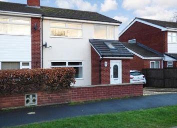 Thumbnail 2 bed semi-detached house for sale in 36, Glynne Street, Deeside, Flintshire
