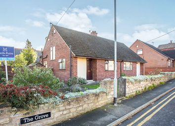 Thumbnail 2 bed bungalow for sale in The Grove, Normanton
