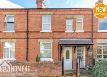 Thumbnail 2 bed terraced house for sale in Y Ddol, Bersham