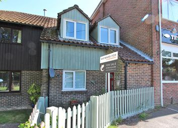 Thumbnail 2 bed terraced house for sale in Brookley Road, Brockenhurst