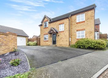 Thumbnail 4 bed detached house for sale in Coniston Close, Higham Ferrers, Rushden