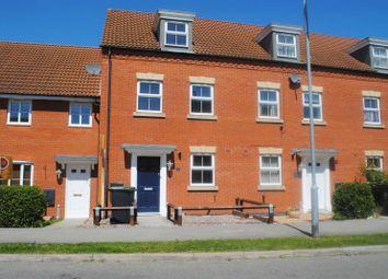 Thumbnail 3 bedroom town house to rent in Maye Dicks Road, Rushden
