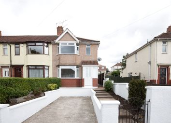 Thumbnail 2 bedroom end terrace house for sale in Southmead Road, Westbury-On-Trym, Bristol