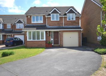 Thumbnail 4 bed detached house for sale in Lapin Lane, Basingstoke