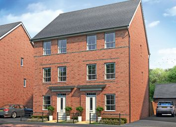 "Thumbnail 4 bedroom semi-detached house for sale in ""Faversham"" at Melton Road, Edwalton, Nottingham"