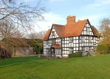 Thumbnail 6 bed detached house for sale in Hill, Pershore, Worcestershire