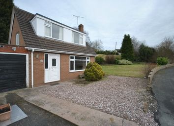 Thumbnail 3 bedroom detached house for sale in The Grove, Tarporley Road, Whitchurch