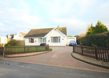 Thumbnail 4 bed detached bungalow for sale in Old Vicarage Lane, South Marston