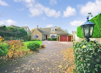 Thumbnail 5 bed bungalow for sale in Kerves Lane, Horsham, West Sussex