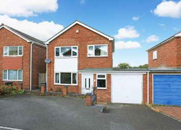 Thumbnail 3 bed detached house for sale in Richmond Avenue, Trench, Telford