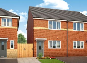 "Thumbnail 2 bed property for sale in ""The Haxby At Limehurst Village Phase 2"" at Rowan Tree Road, Oldham"