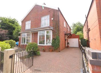 Thumbnail 4 bed semi-detached house for sale in Audenshaw Road, Audenshaw, Manchester