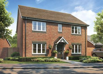 Thumbnail 5 bed detached house for sale in Plot 25, The Oaklands, Shawbury, Shrewsbury