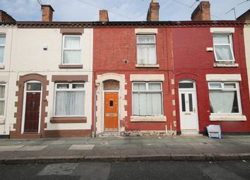 Thumbnail 2 bedroom terraced house for sale in Grantham Street, Kensington, Liverpool