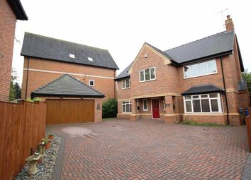 Thumbnail 5 bed detached house for sale in Old Hall Avenue, Littleover, Derby