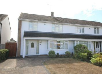 Thumbnail 3 bed semi-detached house to rent in Exeter Road, Chelmsford, Essex