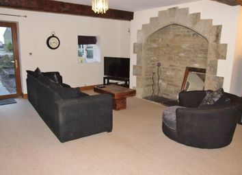 Thumbnail 4 bed end terrace house for sale in Denholme House Farm Drive, Denholme