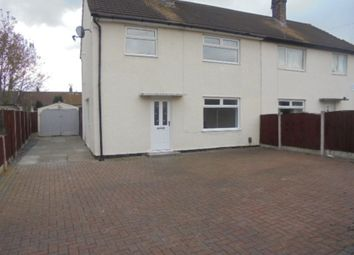 Thumbnail 3 bed semi-detached house to rent in Dennett Road, Prescot