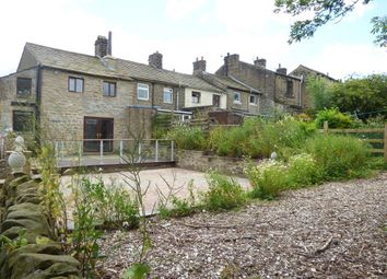 Thumbnail 3 bed end terrace house for sale in Middleton, Cowling, Keighley