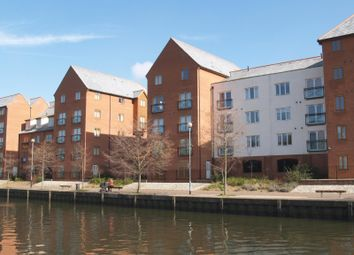 Thumbnail 3 bed flat to rent in Wherry Road, Norwich