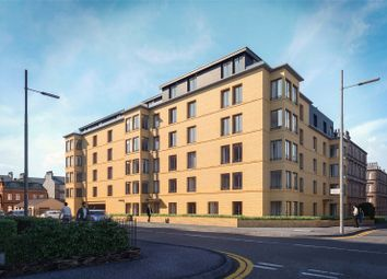 Thumbnail 3 bed flat for sale in Plot 17 - The Picture House, Finlay Drive, Glasgow