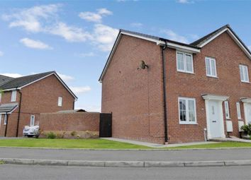 Thumbnail 3 bed semi-detached house for sale in Weavers Avenue, The Looms, Frizington