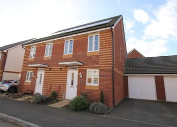 Thumbnail 2 bed semi-detached house to rent in Sand Grove, Exeter
