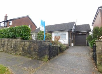 Thumbnail 2 bed detached bungalow for sale in Barnsfold Road, Marple, Stockport