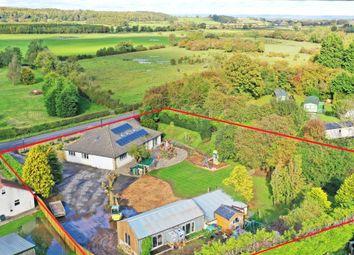 Low Moor Lane, Scotton, Knaresborough HG5. 5 bed detached bungalow for sale