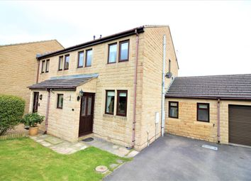 Thumbnail 4 bed semi-detached house to rent in Broadfield Way, Addingham, Ilkley