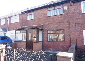 Thumbnail 3 bed terraced house for sale in Westmorland Avenue, Bootle