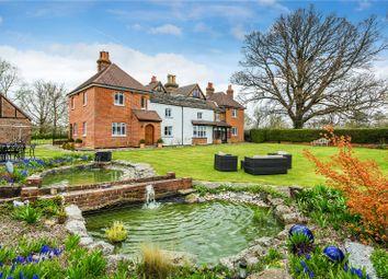 Lake Lane, Langshott, Horley, Surrey RH6. 6 bed detached house for sale