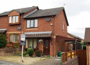Thumbnail 2 bedroom semi-detached house for sale in Heol Yr Onnen, Trecastel, Llanharry.