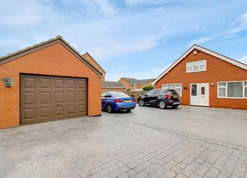 Thumbnail 4 bedroom detached bungalow for sale in Dalestorth Road, Skegby, Sutton-In-Ashfield