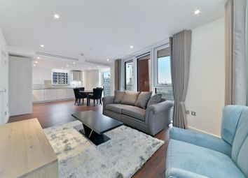 Thumbnail 2 bed flat to rent in Haydn Tower, Nine Elms Point, London