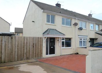 Thumbnail 3 bed end terrace house for sale in Peart Road, Maryport, Cumbria