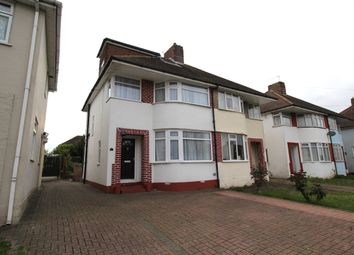4 bed semi-detached house for sale in Greenway, Chatham, Kent ME5