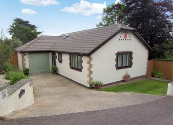 Thumbnail 3 bedroom detached bungalow for sale in 34 Wessiters, Seaton, Devon