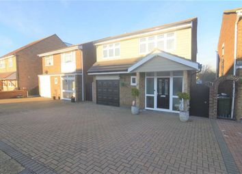 Thumbnail 4 bed detached house for sale in Sandringham Close, Stanford-Le-Hope, Essex