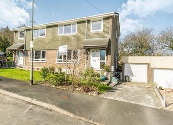 Thumbnail 3 bed semi-detached house for sale in Horrabridge, Yelverton, Devon