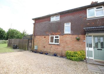 Thumbnail 4 bed semi-detached house for sale in Durham Way, Wyton, Huntingdon