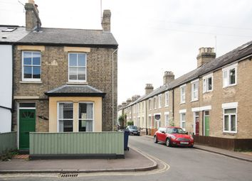 Thumbnail 2 bed end terrace house to rent in Benson Street, Cambridge