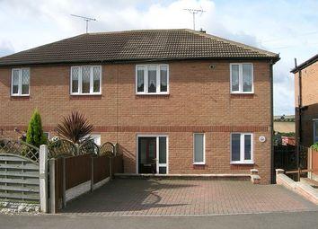Thumbnail 3 bed semi-detached house for sale in Ash Crescent, Eckington