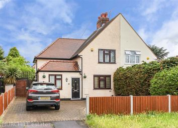 Thumbnail 3 bed semi-detached house for sale in Rayleigh Road, Woodford Green