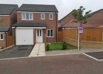 Thumbnail 3 bed detached house for sale in Fieldfare Close, Hetton-Le-Hole, Houghton Le Spring