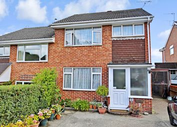 Thumbnail 3 bed semi-detached house for sale in Hillcrest Gardens, Waltham Chase, Southampton