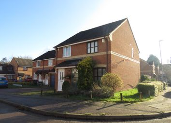 Thumbnail 2 bed semi-detached house for sale in Oransay Close, Great Billing, Northampton